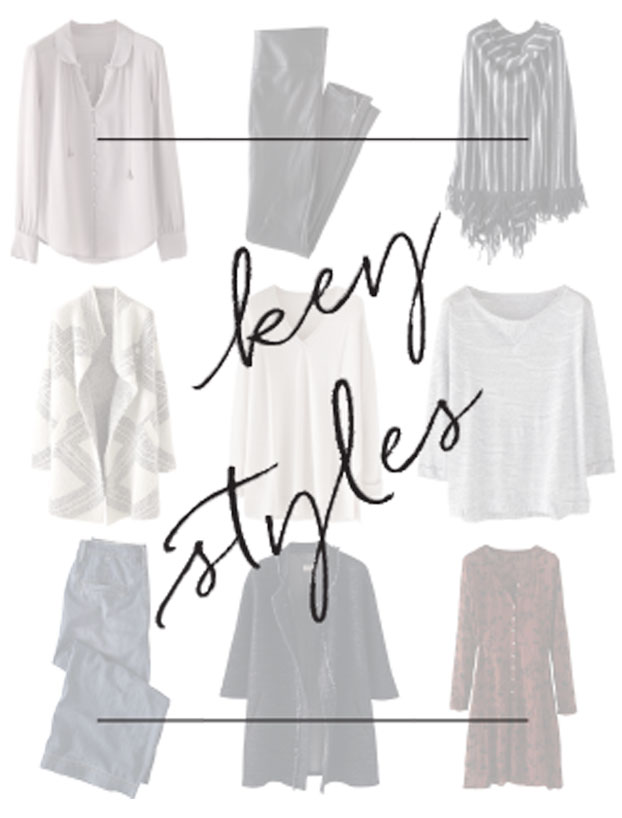 Key Styles and Designers Picks